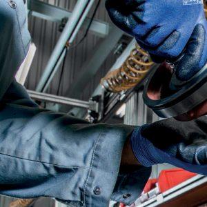 Repairing KSB Pump